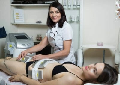 Lipolaser liposuction of more areas simultaneously. Lose weight and relax, free consultation, Beauty Studio Dana, Prague 9.