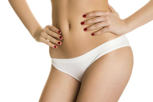 Liposukce - záda, boky, břicho, hýždě, stehna, lýtka, paže. Praha, Dana Clinic